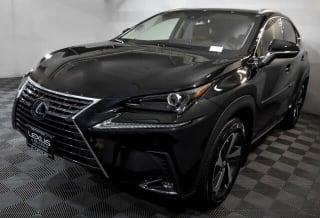 2021 Lexus NX 300h Base