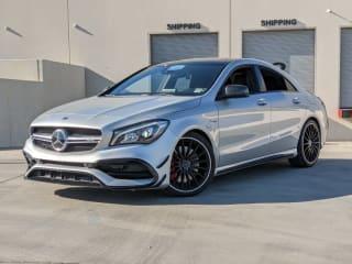 2018 Mercedes-Benz CLA AMG CLA 45