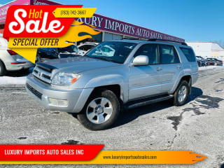 2005 Toyota 4Runner Limited 4WD 4dr SUV w/V6