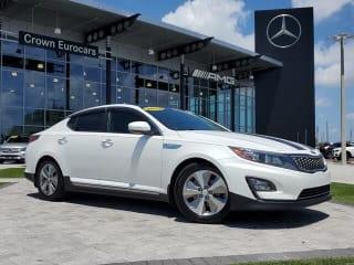 2015 Kia Optima Hybrid EX