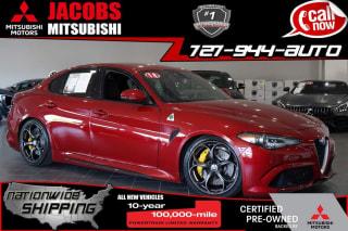 2018 Alfa Romeo Giulia Quadrifoglio Base