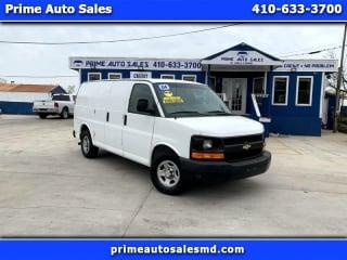 2004 Chevrolet Express Cargo 1500