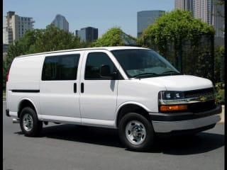 2012 Chevrolet Express Passenger LS 3500