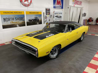 1970 Dodge Charger - R/T - 440 SIX PACK - PISTOL GRIP 4 SPEED - SHOW QUALITY - SEE VIDEO
