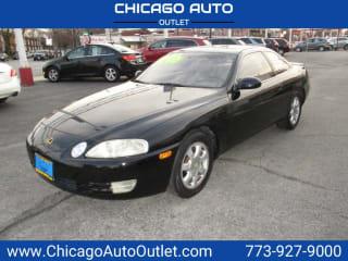 1996 Lexus SC 400