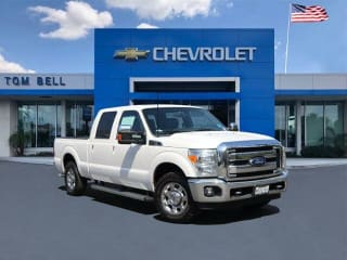 2016 Ford F-250 Super Duty Lariat