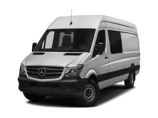2018 Mercedes-Benz Sprinter Cargo 2500