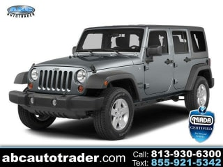2014 Jeep Wrangler Unlimited Sport