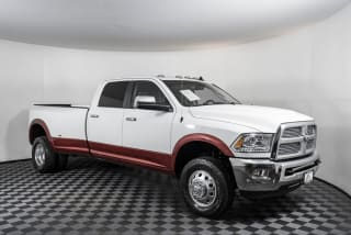 2016 Ram Pickup 3500 Laramie