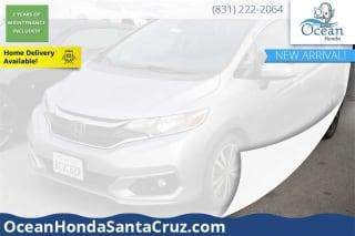 2018 Honda Fit EX-L w/Navi