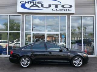 2012 Audi A6 3.0T quattro Premium Plus