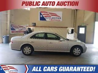 2005 Lincoln LS Luxury