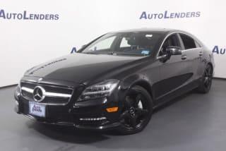 2014 Mercedes-Benz CLS CLS 550