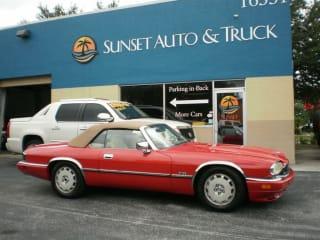 1996 Jaguar XJ XJS