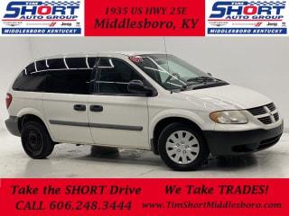 2007 Dodge Caravan C/V