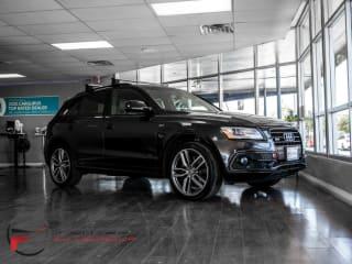 2016 Audi SQ5 3.0T quattro Prestige