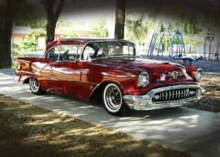 1956 Oldsmobile Eighty-Eight Holiday