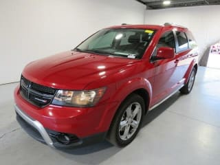 2017 Dodge Journey Crossroad