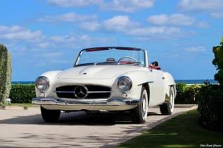 1963 Mercedes-Benz 190-Class