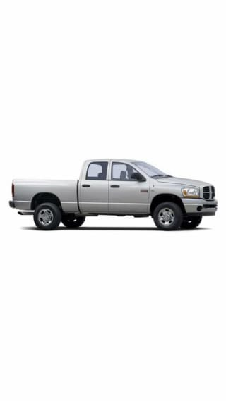 2008 Dodge Ram Pickup 3500 SLT