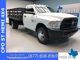 2012 Ram Chassis 3500 ST