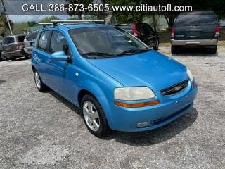 2007 Chevrolet Aveo Aveo5 LS