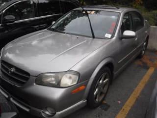 2002 Nissan Maxima GLE
