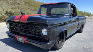 1969 Ford F-100 1/2 Ton