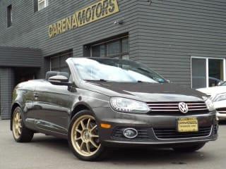 2015 Volkswagen Eos Executive Edition SULEV
