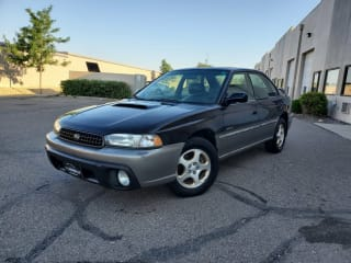 1999 Subaru Legacy Limited 30th Anniversary