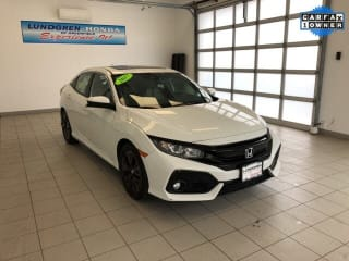 2017 Honda Civic EX-L w/Navi w/Honda Sensing