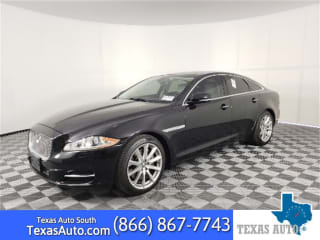 2012 Jaguar XJ Base