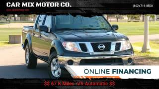 2010 Nissan Frontier SE V6