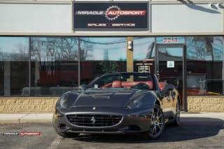 2013 Ferrari California Base