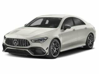 2021 Mercedes-Benz CLA AMG CLA 45