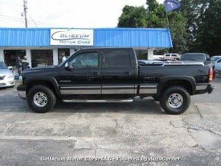 2001 Chevrolet Silverado 2500HD Base
