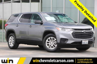 2019 Chevrolet Traverse LS