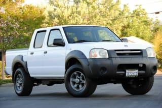 2003 Nissan Frontier XE-V6