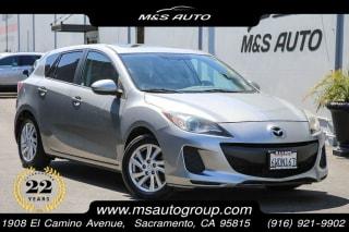 2012 Mazda Mazda3 i Grand Touring