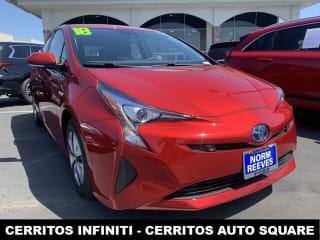 2018 Toyota Prius Three