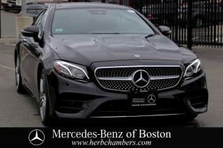 2018 Mercedes-Benz E-Class E 400 4MATIC