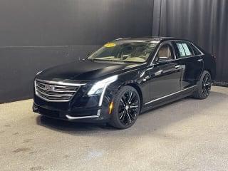 2017 Cadillac CT6 3.6L Platinum
