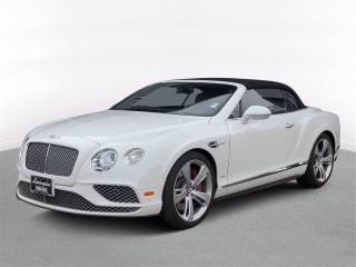 2017 Bentley Continental GTC V8 S GT V8 S