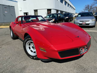 1981 Chevrolet Corvette Base