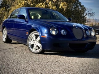 2005 Jaguar S-Type R Base
