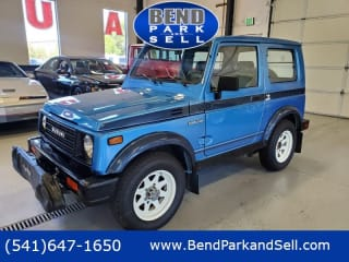 1987 Suzuki Samurai Deluxe