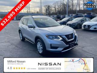 2018 Nissan Rogue Hybrid SV