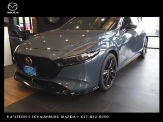 2021 Mazda Mazda3 Hatchback Premium Plus