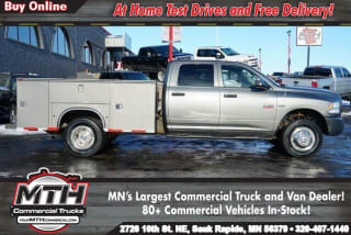 2012 Ram Chassis 3500