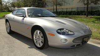 2006 Jaguar XKR Base